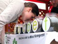 vôňa kompostu