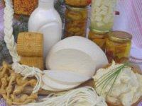 Výrobky zo salaša Pružina,  foto: Salaš Pružina