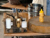 výrobky zo včelích produktov