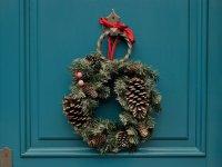 Vyrobme si ozdobu na dvere,  foto: Viera Marčeková