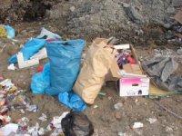 zmiešaný odpad