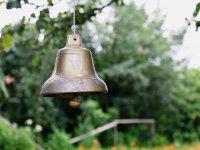 Zvonček na eko farme v Odorici,  foto: Adriána Henčeková