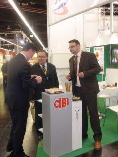 Firma CIBI - ochutnávka bio lupienkov
