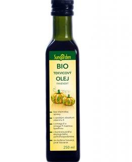 Bio tekvicový olej Sungarden