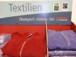 BIO textílie zo spravodlivého obchodu