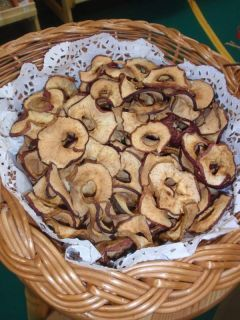 BIOMILA sušené jablká