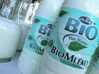Bio mlieko
