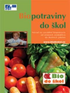 Biopotraviny do škol
