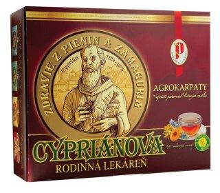 Čaj Cypriánova rodinná lekáreň