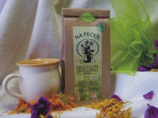 Čaj na regeneráciu pečene. Zmes byliniek pri problémoch, bolestiach a ochoreniach pečene, alebo na jej prečistenie.