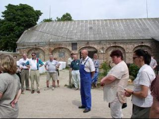 Exkurzia na farme Dobrovolných