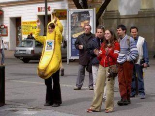 Férový banán
