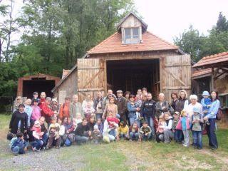 Mašekov mlyn - exkurzia detí s rodičmi
