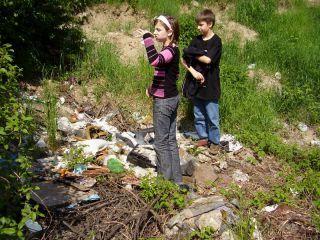 Monitoring nelegálnych skládok odpadov