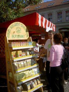 Na jarmoku sa nakupovalo za výborné ceny a s informáciami z prvej ruky (EKOTREND Myjava, spol. s r.o.)