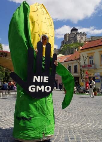 Nechceme GMO