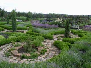Okrasná záhrada
