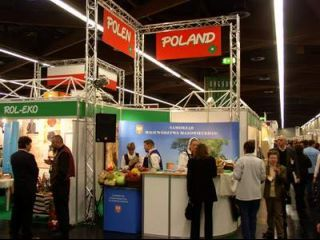 Poľsko - na výstave BioFach