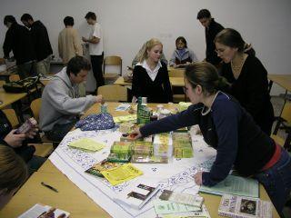 Prezentácia produktov ekologického poľnohospodárstva