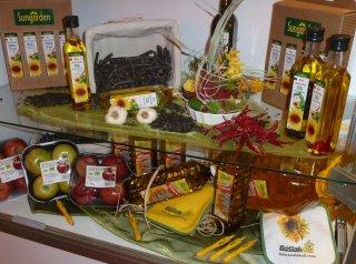 Produkty spoločnosti BÚŠLAK OIL