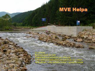 Revitalizácia toku Hrona