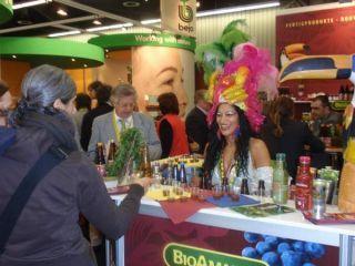 BioFach 2009 s príchuťou exotiky