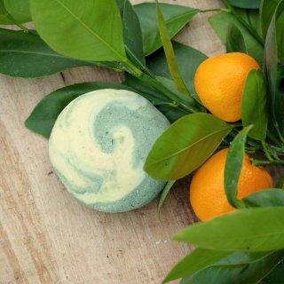 Šampúch s pomarančom a eukalyptom