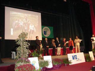 Slavnostná certifikácia škôl