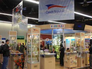 Stánok Českej republiky