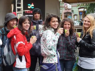 Trenčiansky BIO jarmok 2011 - Festival chutí