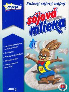 Sojové mlieko