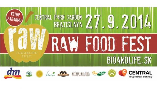 Najväčší festival živého jedla - RAW FOOD FEST