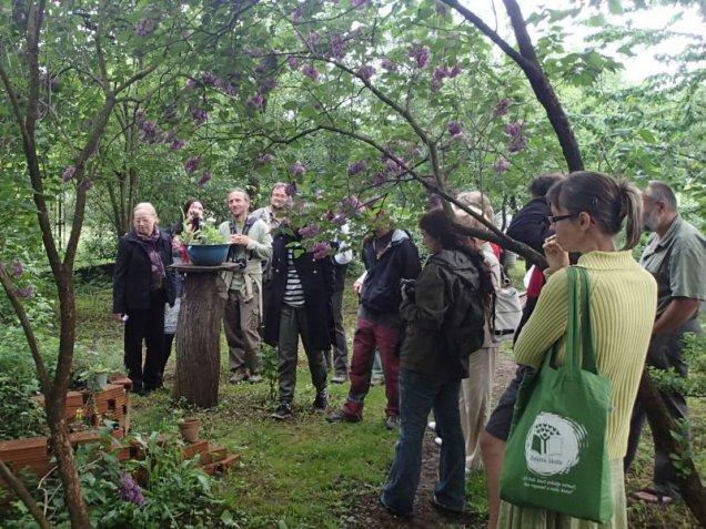 Tradiční řemesla a přírodní zahrady