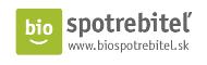 BIO spotrebiteľ, logo